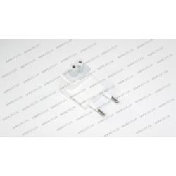 Переходник для блока питания APPLE, 220V EU Plug (Apple Fork Clip)