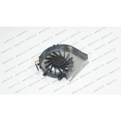 Вентилятор для ноутбука MSIGE62 (CPU FAN), GE72, PE60, PE70, GL62 (PAAD06015SL-N303)(Кулер)