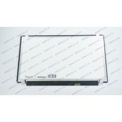 Матрица 15.6 N156BGE-EB2 (1366*768, 30pin(eDP), LED, SLIM(вертикальные ушки), глянец, разъем справа внизу) для ноутбука