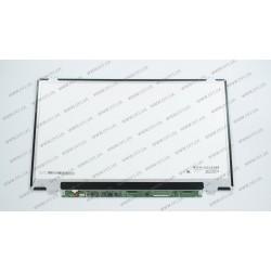 Матрица 14.0 LP140WH8-TLD1 (1366*768, 40pin, LED, SLIM (вертикальные ушки), матовая, разъем справа внизу, W=320mm) для ноутбука