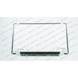 Матрица 14.0 LP140WH8-TPA1 (1366*768, 30pin(eDP), LED, SLIM ( вертикальные ушки), глянцевая, разъем справа внизу) для ноутбука