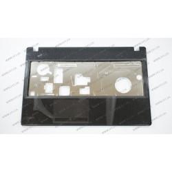 Верхняя крышка для ноутбука Lenovo (G580, G585), black (plastik glossy)