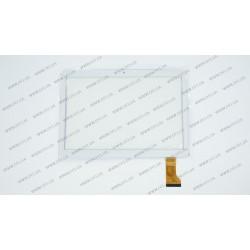 Тачскрин (сенсорное стекло) MGCTP-90894, 10,1, внешний размер 222*156 мм, рабочая часть 217*129 мм, 50 pin, белый