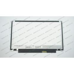 Матрица 11.6 N116BGE-EA2 (1366*768, 30pin(eDP), LED, SLIM(вертикальные ушки по краям), матовая, разъем справа внизу) для ноутбука