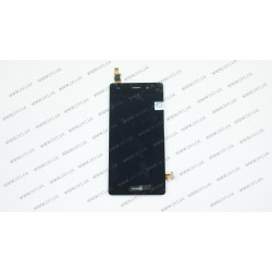 Модуль матрица + тачскрин для Huawei P8 Lite (ALE-L21), black