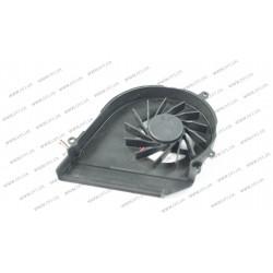 Вентилятор для ноутбука TOSHIBA Satellite A200 (без железной крышки), A205, A210, A215, L450, L450D, L455, L455D (INTEL CPU FAN) (DFS531405MC0T) (Кулер)