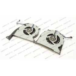 Вентилятор для ноутбука HP ENVY 17-3000, 17-3100, 17-3200 series (Two fan) (Кулер)