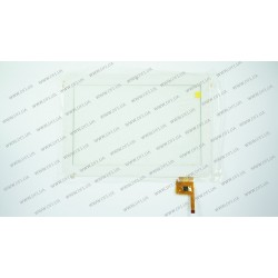 Тачскрин (сенсорное стекло) для Assistant AP-104, SG5427A-FPC-V1, 10, размер 248*174 мм, 12pin, белый