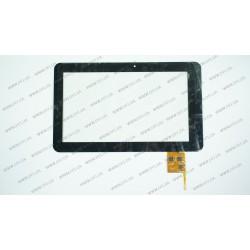 Тачскрин (сенсорное стекло) для Voyo Q101, TOPSUN_1003_A1, 10,1, внешний размер 257*170 мм, рабочий размер 218*137 мм, черный