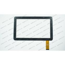 Тачскрин (сенсорное стекло) MGLCTP-157A, 10,1, внешний размер 256*159 мм, рабочий размер 223*126 мм, черный