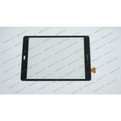Тачскрин (сенсорное стекло) для Samsung Galaxy Tab A 9.7, T550,black