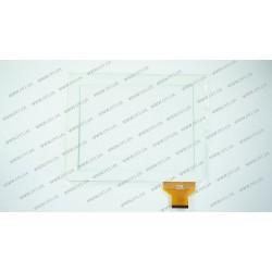 Тачскрин (сенсорное стекло) для Chuwi v99, TPC-50146-V2.0, 9,7, внешний размер 236х183 мм, рабочий размер 197*148 мм, белый