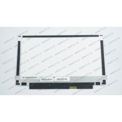 Матрица 11.6 N116BGE-EB2 (1368*768, 30pin(eDP), LED, SLIM(горизонтальные ушки), глянец, разъем справа внизу) для ноутбука