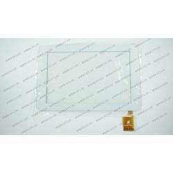 Тачскрин (сенсорное стекло) для Sanei N10, TPC0187 VER1.0, 10,1, внешний размер 263*172 мм, рабочий размер 216*136 мм, 50 pin, белый