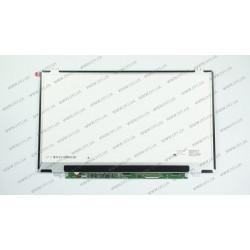Матрица 14.0 LP140WH8-TLB1 (1366*768, 40pin, LED, SLIM (вертикальные ушки), матовая, разъем справа внизу, W=320mm) для ноутбука