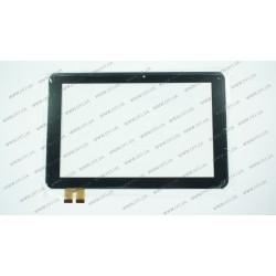 Тачскрин (сенсорное стекло) для Modecom FreeTAB 1002 IPS X2, MT10104-V2D, 10,1, черный