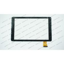 Тачскрин (сенсорное стекло) PB101JG1389, 10,1, внешний размер 257x157 мм, 50 pin, черный