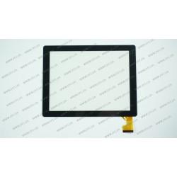 Тачскрин (сенсорное стекло) для Chuwi V8, TOPSUN_D0014_A1, 8,  6 pin, черный