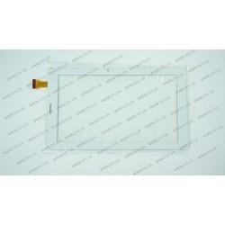 Тачскрин (сенсорное стекло) для Sanei G903, VTC5090A20-FPC, 9, внешний размер 233*134 мм, рабочая часть 197*112 мм, 30 pin, белый