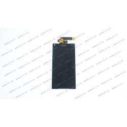 Модуль матрица + тачскрин для Sony Xperia Z5 Compact, E5803, E5823, black