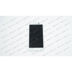 Модуль матрица + тачскрин для Sony Xperia Z3+ Z4+ DS E6533, white