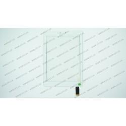 Тачскрин (сенсорное стекло) для Prestigio MultiPad 4 PMP7079D 3G QUAD, ACE-CG7.8C-318-FPC, 7,85, размер 197*136 мм, 41pin, белый