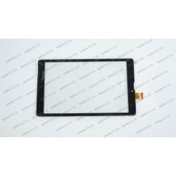 Тачскрин (сенсорное стекло) для Nomi Libra C08000, AD-C-803793-FPC, 8, черный