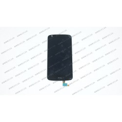 Модуль матрица+тачскрин для HTC Desire 526G, black