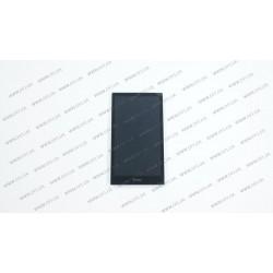 Модуль матрица+тачскрин для HTC Desire 510, black