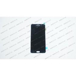 Модуль матрица + тачскрин  для Samsung Galaxy Note 5 (N920), blue