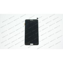 Модуль матрица+тачскрин  для Samsung Galaxy Note 3 (N9000, N9005, N9006), black