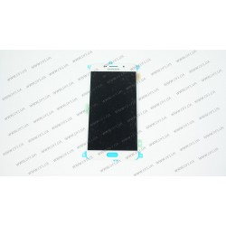 Модуль матрица + тачскрин  для Samsung Galaxy A7 2016 (A710F, A710FD, A710M, A710Y), white (TFT)