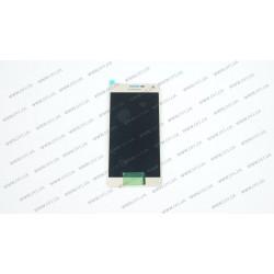 Модуль матрица + тачскрин  для Samsung Galaxy A7 (A700H, A700F), golden (OLED)