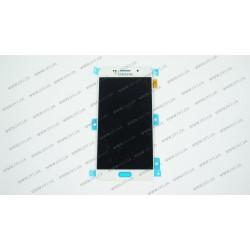Модуль матрица + тачскрин  для Samsung Galaxy A5 2016 Duos (SM-A510), white (OLED)