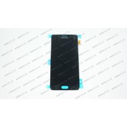 Модуль матрица+тачскрин  для Samsung Galaxy A5 2016 Duos (SM-A510), black