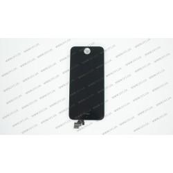 Модуль матрица + тачскрин для Apple iPhone 5, black