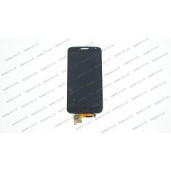 Модуль матрица + тачскрин  для LG G2 mini D618, black