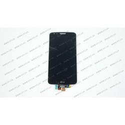 Модуль матрица + тачскрин  для LG G2 D800, D801, D802, D803, D805, black