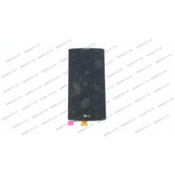 Модуль матрица+тачскрин  для LG Magna Y90 (H500, H502), black