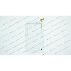 Тачскрин (сенсорное стекло) для Nomi C07006 Cosmo, FPC-70A33-V01, 7, внешний размер 184*104 мм, рабочая часть 155*87 мм, 31pin, белый