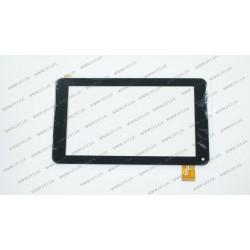 Тачскрин (сенсорное стекло) для Impression ImPAD 0313, FPC-T70-V02, 7, внешний размер 181*112 мм, рабочий размер 151*95 мм, 36pin, черный
