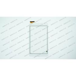 Тачскрин (сенсорное стекло) для Teclast P78HD, FPCA-70V1-V01, 7, внешний размер 185*104 мм, рабочий размер 153*196 мм, белый