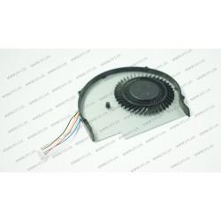 Вентилятор для ноутбука LENOVO Flex 14, Flex 15 series, 4pin (AB08005HX060B00 00ST6 / KIPO054841LIS FAST600EPA) (Кулер)