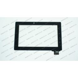 Тачскрин (сенсорное стекло) 300-N3690B-A00-V1.0, 7, внешний размер 182*113 мм, внутренний размер 152*86 мм, 61 pin, черный