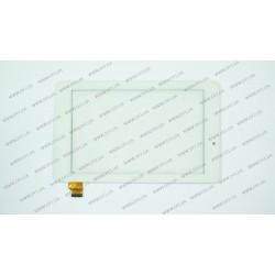 Тачскрин (сенсорное стекло) для Prestigio 7 PMP5670C, ACE-CG7.0A-306, 7, внешний размер 187*115 мм, рабочий размер 151*95 мм, 41pin, белый