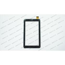 Тачскрин (сенсорное стекло) для Teclast G17S 3G, PB70JG9221-R2, 7, внешний размер 186*107 мм, рабочий размер 155*87 мм, черный