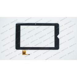 Тачскрин (сенсорное стекло) PINGBO PB70A8572-R2, 7, внешний размер 192*118 мм, рабочий размер 152*95 мм, черный