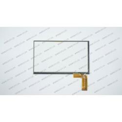 Тачскрин (сенсорное стекло) WTP723C-R01B, 7, внешний размер 164*98мм, рабочая часть158*90мм