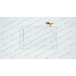 Тачскрин (сенсорное стекло) для Ritmix RMD-751, TP070216(717)-01, 7, внешний размер 189*116 мм, рабочий размер 154*91 мм, белый