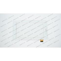 Тачскрин (сенсорное стекло) для Ritmix RMD-752 Lite, TPC-51141 V2.0, 7, внешний размер 189*106 мм, рабочий размер 155*87 мм, белый